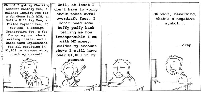Editorial Cartoon by Michael Escañuelas
