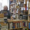 Dwain Kaiser, owner of the Magic Door IV Quality Used Bookstore in Pomona, celebrated the fifth anniversary of his store's opening in June with a 30-day discount sale. The Magic Door is located on West Second Street in the Pomona Arts Colony and has become a popular stopping place for people shopping, visiting the art galleries, or attending a show at music venue The Glass House. / photo by Christopher Guzman