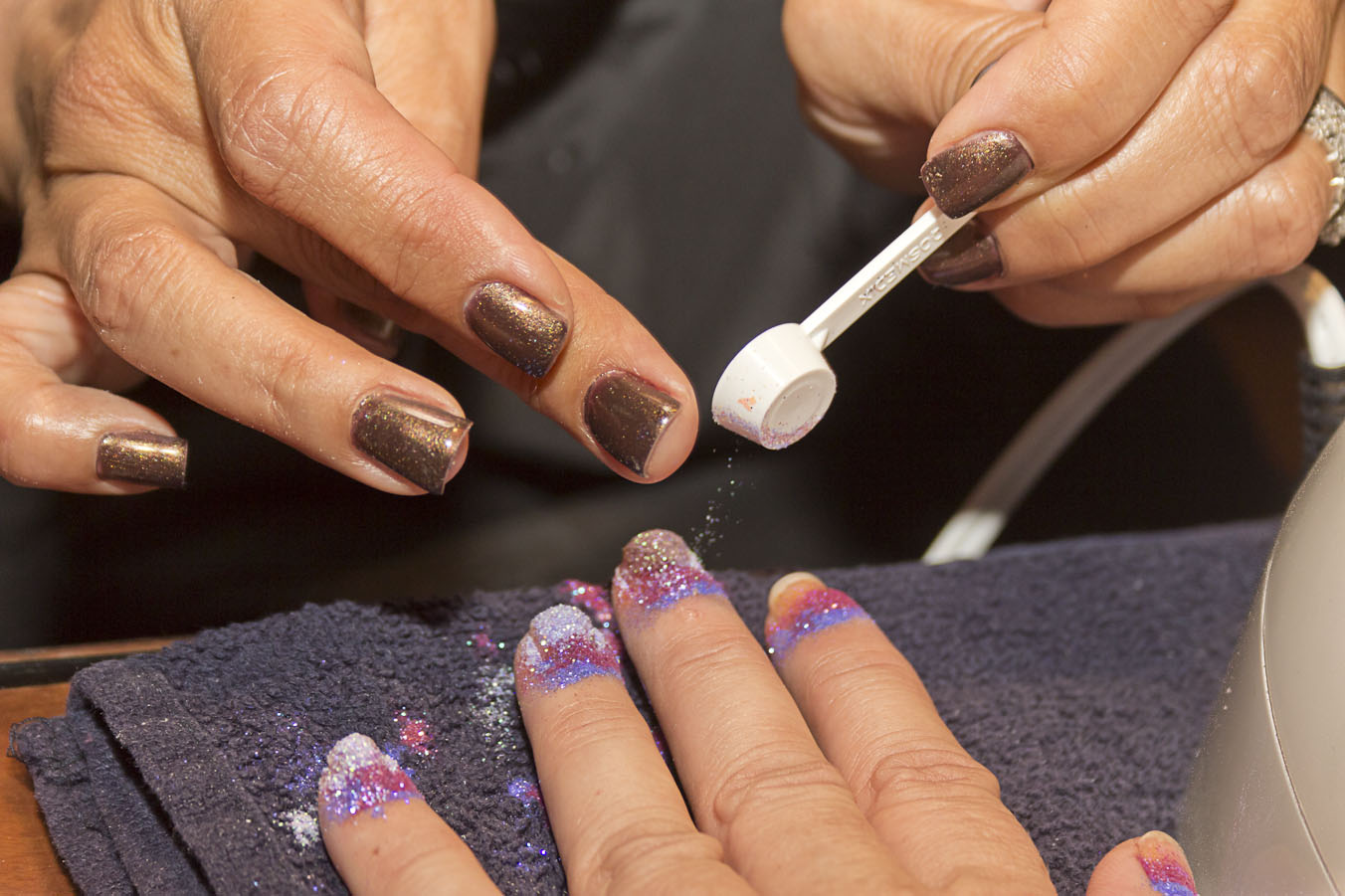 Rockstar Nails Bring A Party To The Fingertips Campus Times