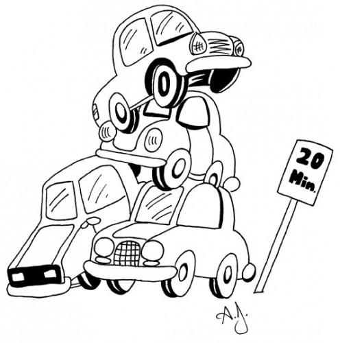 Multilevel parking