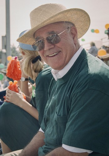 Dr. Marvin Snell was a lifelong member of the La Verne Church of the Brethren and served as the director of Student Health Services for the University of La Verne. He was known for his service and generous donations to the University. / file photo by Lauren Wooding