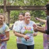 The Renew Christian Club hosted a paint war at Las Flores Park, 10:00 a.m., Saturday April 13. The event included water balloons filled with food coloring, and bowls of diluted paint in which participants soaked their weapons. sponges in stockings. / photo by Kelley Maggiulli