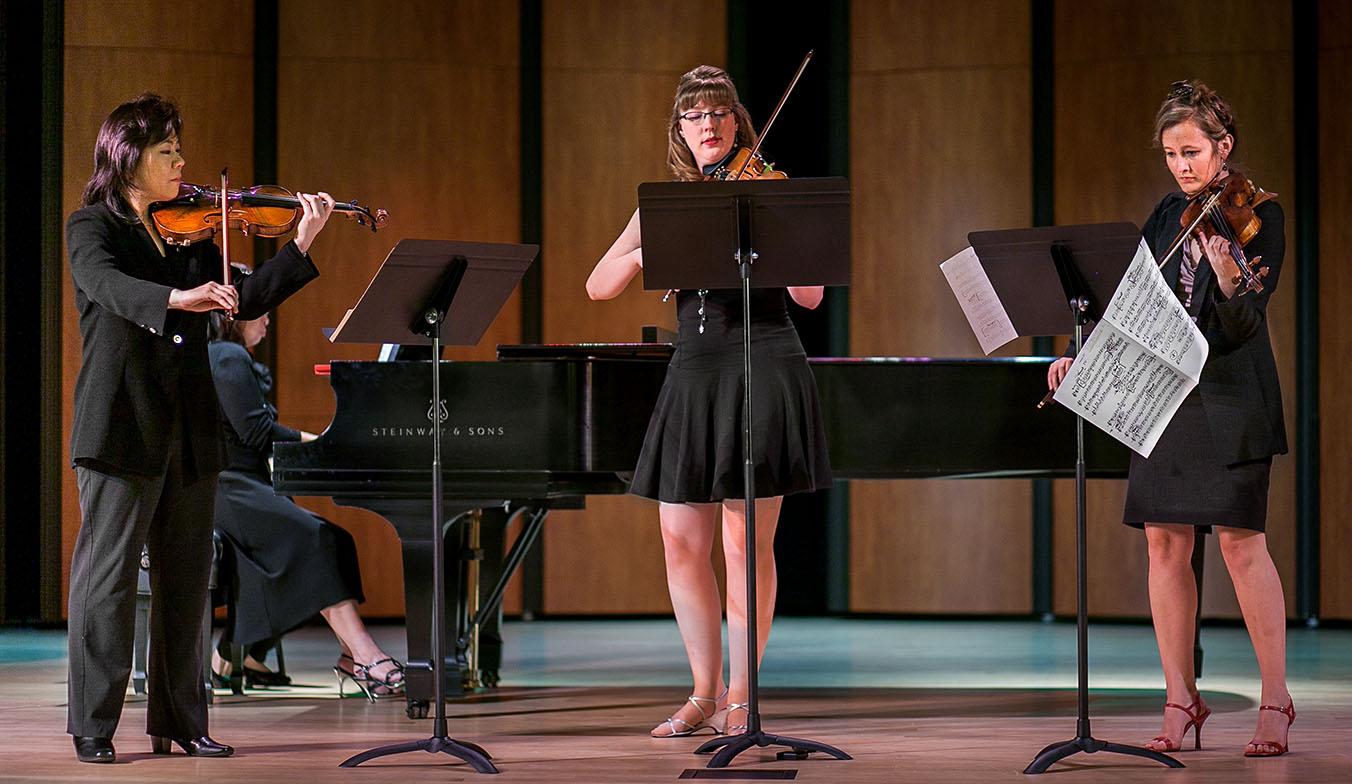 Rosé Trio thrills with original score | Campus Times