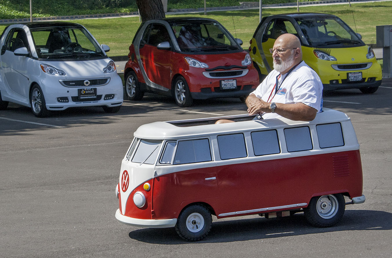 Little cars bring big fun to Fairplex | Campus Times