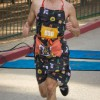 Rony Djoenaedi of Hacienda Heights finishes with a time of 48:31.3 in the San Dimas 10k Turkey Trot at Frank G. Bonelli Regional Park on Saturday, November 22.  Renegade Racing put on the 5k and 10k event benefitting the Hope for the Warriors charity to enhance the quality of life for post-9/11 service members. Participants were encouraged to run in Thanksgiving themed costumes. / photo by Julian Mininsohn