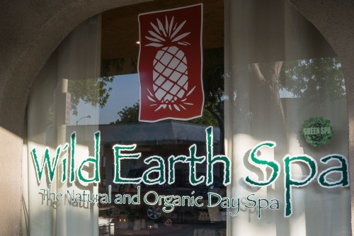 Wild Earth Spa, an all-natural and organic day spa on D Street in downtown La Verne, has been open since 2003. Owned and operated by Rene Tao, the spa offers facials, therapeutic massages and body sugaring hair removal. / photo by Sara Flores
