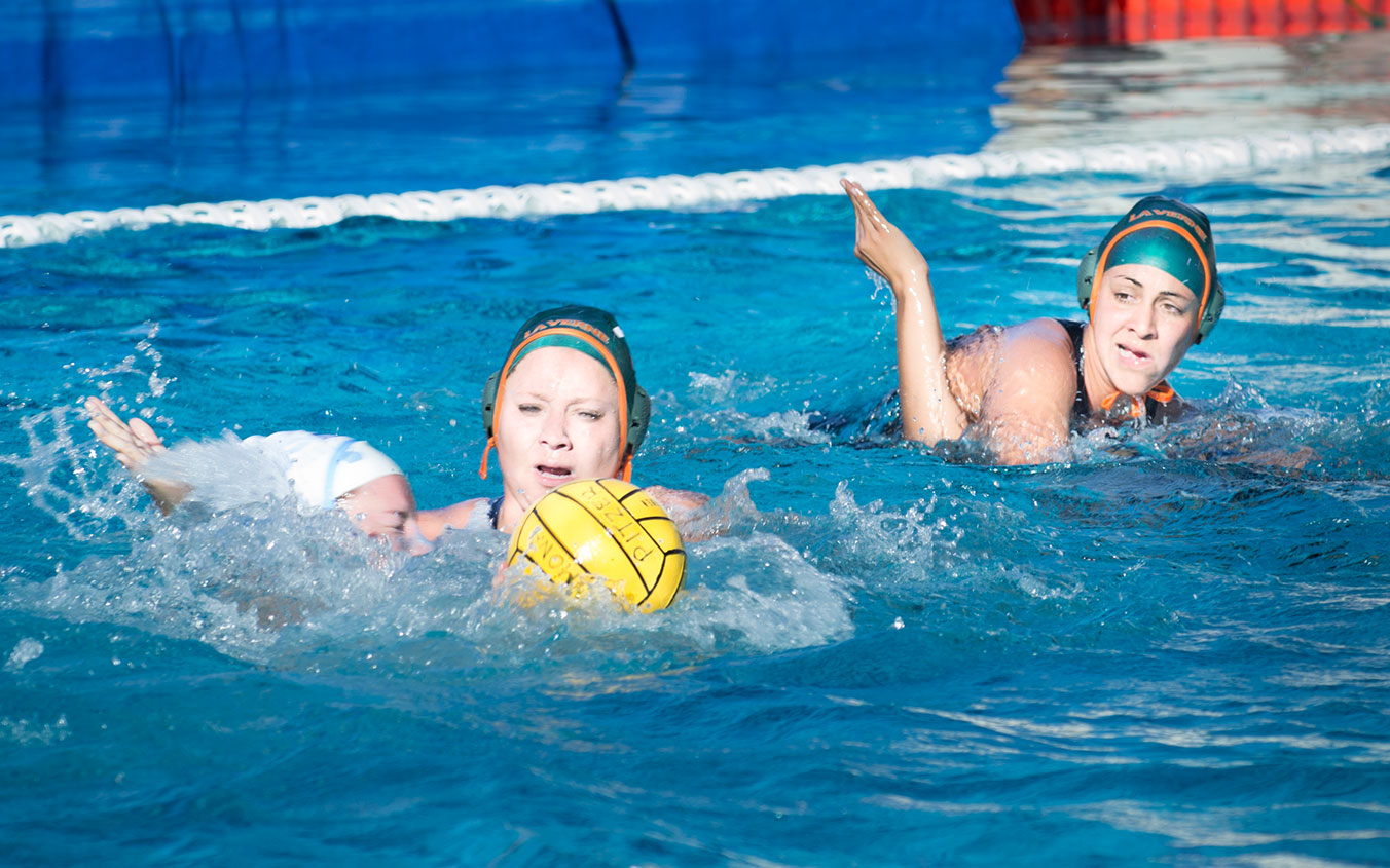 Water Polo Drowns In Tournament Campus Times