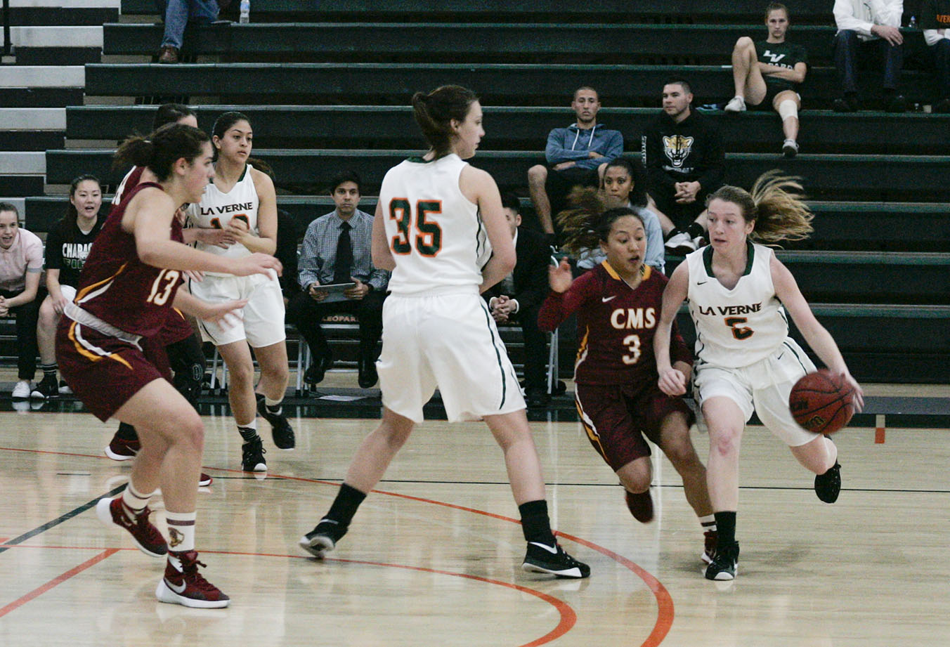 Leopards fall to Athenas in second half, 52-38 | Campus Times
