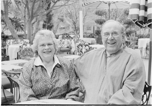 Former University of La Verne Chancellor and Trustee Emeritus Richard Landis died Feb. 14 in his home at the age of 95. Landis and his wife of 72 years, Beth, met as students at ULV and have a long history of support for the University, mainly through the establishment of the Landis Leadership Scholars program. His mark on the University prompted the Landis Academic Center to be named in his honor. He leaves behind his wife, three children, nine grandchildren and 13 great-grandchildren./ file photo by Michelle Zimmerman