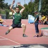 Senior Jacob Lopez jumps 6.56 meters in the long jump, good for fourth place in the Southern California Intercollegiate Athletic Conference Multi-Dual 3 meet Saturday at Ortmayer Stadium. Lopez also won the triple jump with a mark of 14.43 meters, putting him in the top 10 in the nation. He was also named SCIAC Male Athlete of the Week and Leopard of the Week./ photo by Brooke Grasso