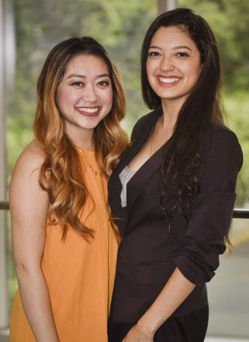 Junior kinesiology major Alaia Azarcon and Junior business administration major Alexis Coria are the recently elected executive Vice President and President of the Associated Students of the University of La Verne for the 2016-2017 school year. One of their ideas is to produce a free app for students to provide daily alerts for both residents and commuters to be involved in events on campus.