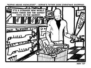 editorial cartoon by Matt Hill