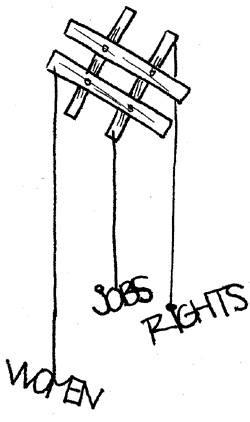 editorial cartoon by Melinda Sanchez