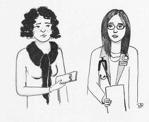illustration by Danielle De Luna