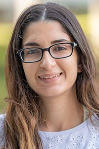 Layla Abbas, editor in chief
