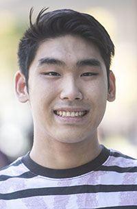 Joey Matsuzawa, Sports Editor