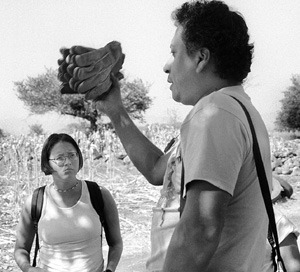 'What we did in one hour would have taken him [Don Antonio Bello Avila] a whole day to finish.' --David Roman co-instructor of the trip