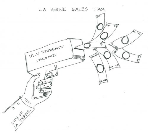 Editorial cartoon by Danielle De Luna