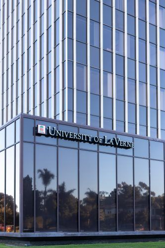 The University of La Verne's Oxnard campus is one of the two regional campuses phasing out in-person instruction and seeking to end their lease agreements. The other is the High Desert regional campus in Victorville. / photo by Christine Diaz